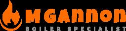 M Gannon boiler specialists-logo