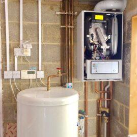 Hot water cylinder Bristol