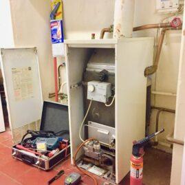 Ideal boiler servicing Bristol