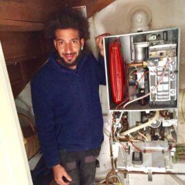 M Gannon boiler Installation Bristol