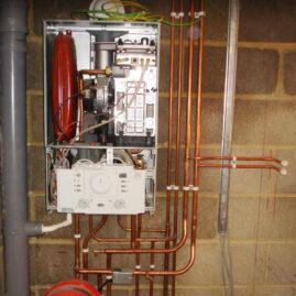 M Gannon boiler service Bristol