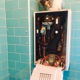 New boiler engineer Bristol